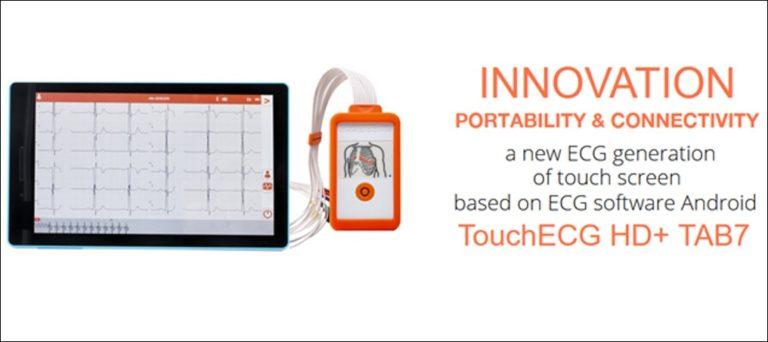 Touch ECG HD+